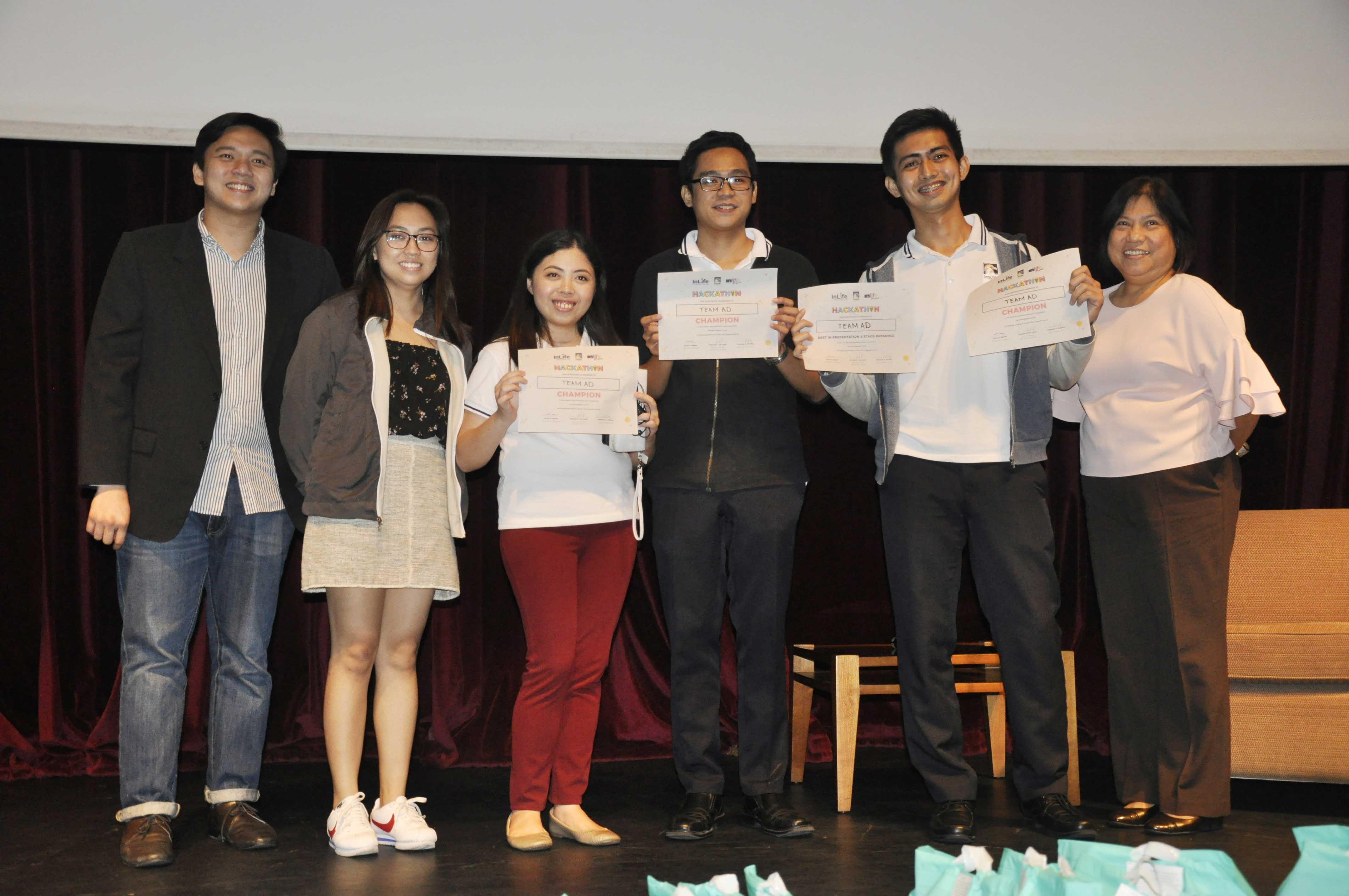 Insular Life gears up for paperless environment via Hackathon Competition