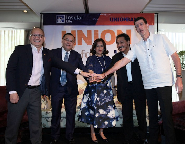 Insular Life and UnionBank get regulators' nod for bancassurance