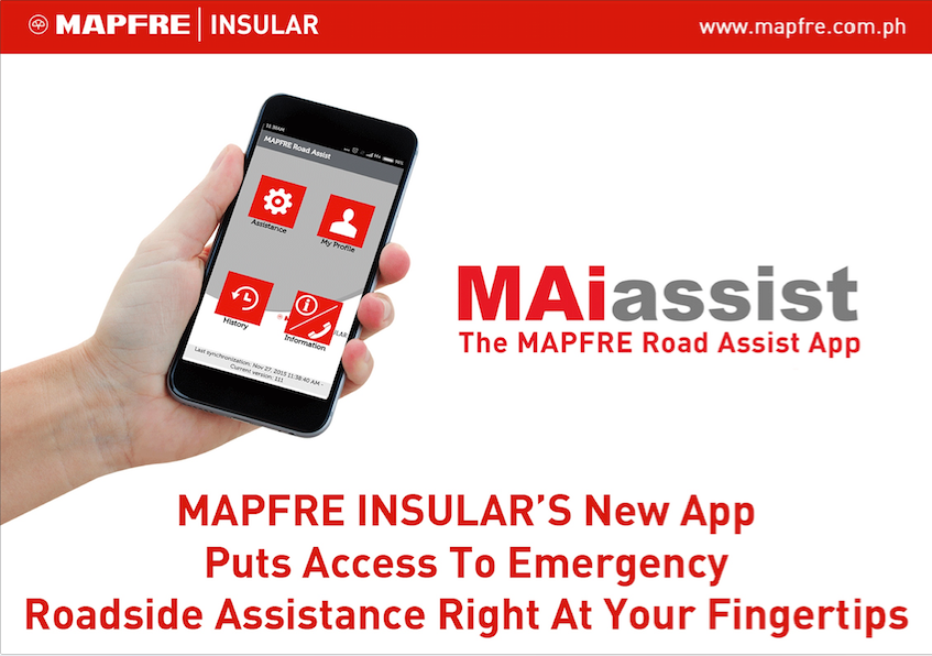 MAPFRE Insular's new app put access to emergency roadside assistance right at your fingertips