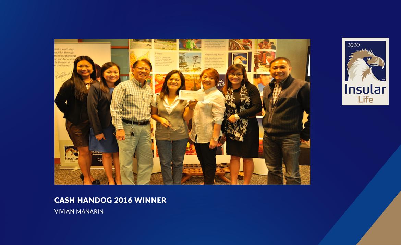 CASHandog.2016 Winners