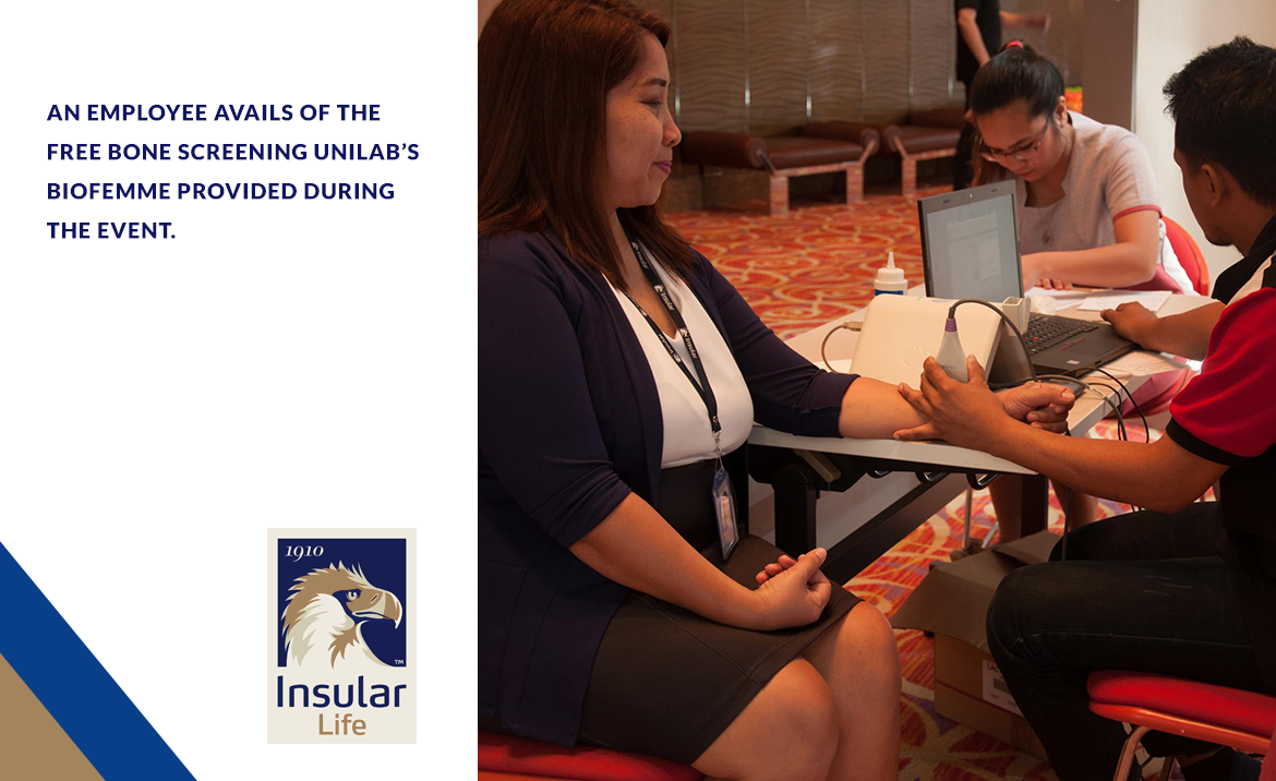 Insular Life celebrates International Women's Day with learning session on health and wellness