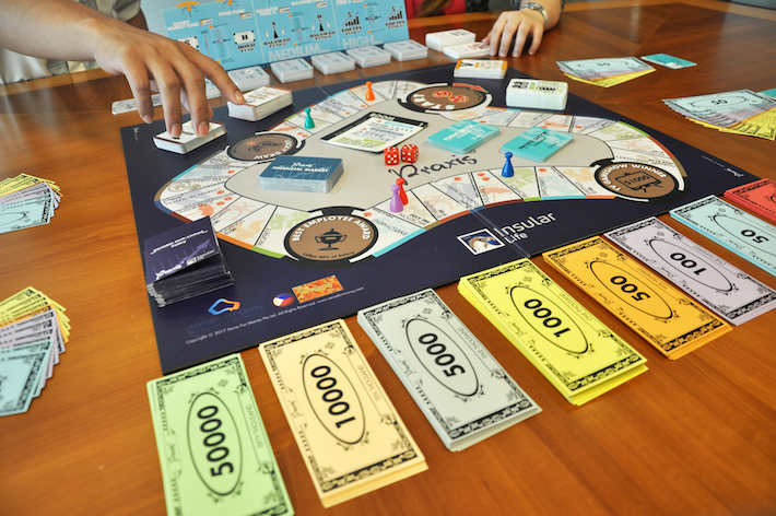 Insular Life introduces PRAXIS - a financial literacy gameplay