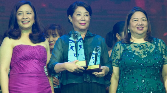 """First """"InLife Shero of the Year"""" Named at 10th Asia CEO Awards"""