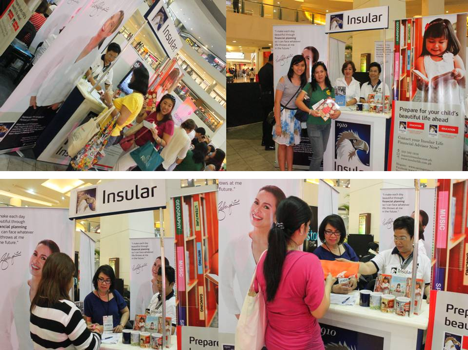 Insular Life supports Happy Mommy Wellness Weekend