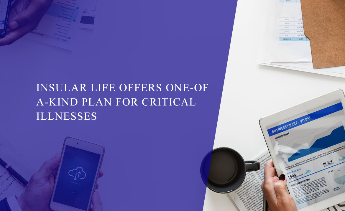 Insular Life offers one-of- a-kind plan for critical illnesses