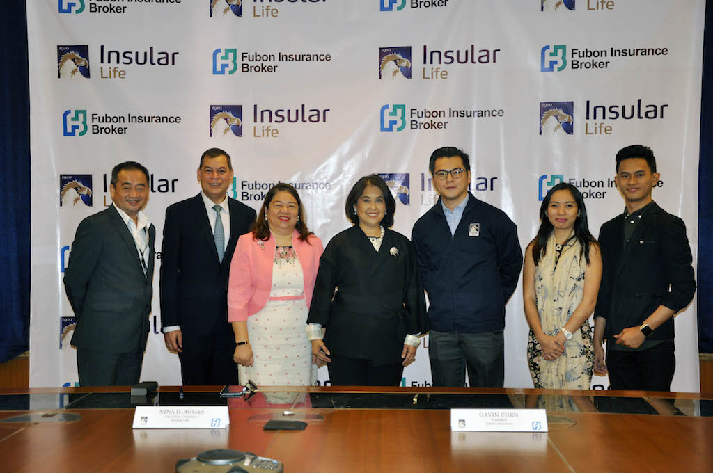 Insular Life And Fubon Insurance Broker (Philippines) Corp. Seal Partnership