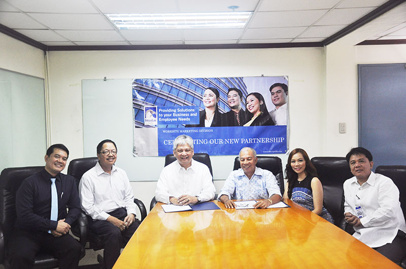 Insular Life provides group term life plan to Lina Group employees